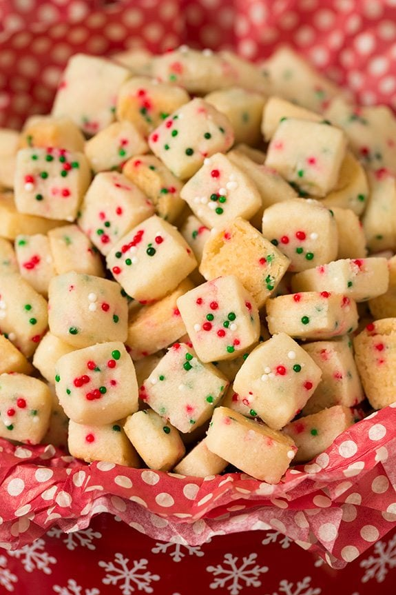Mini Christmas Dessert Recipes