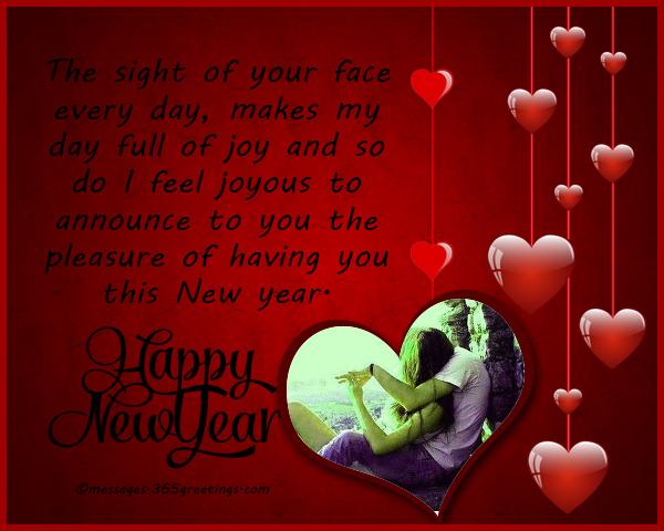 Happy New Year My Love 102