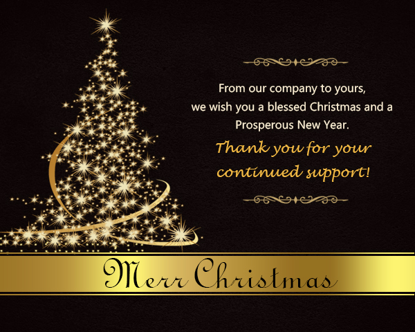 Business Christmas Cards And Corporate Holiday Greetings Christmas