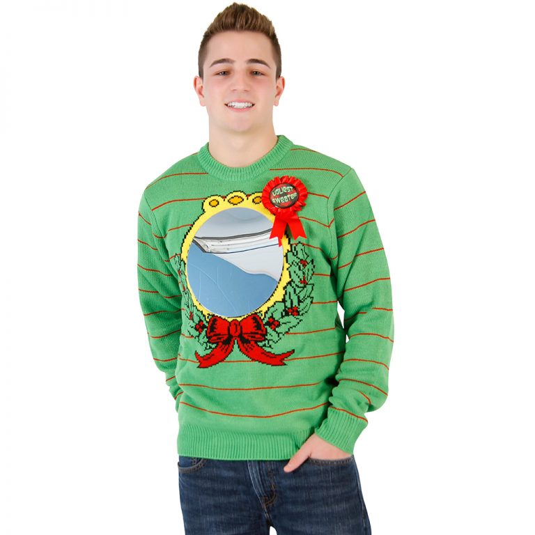 UGLY SWEATER IDEAS FOR CHRISTMAS 2019
