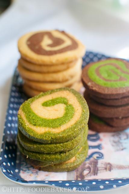 Christmas Desserts 2019.Delecious Matcha Green Tea Cookies For Christmas 2019