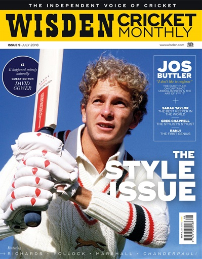 Wisden Monthly Magazine: