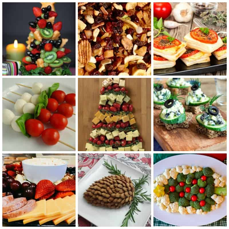 Spicy Food Ideas For Christmas Party Christmas Celebration