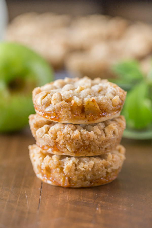 DUTCH APPLE PIE COOKIES: