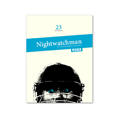 The Night Watchman -  from Wisden