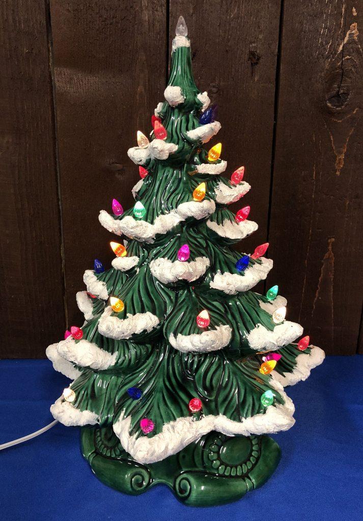 Ceramic Christmas Tree With Snow.25 Best Ceramic Christmas Tree Ideas Christmas Celebration