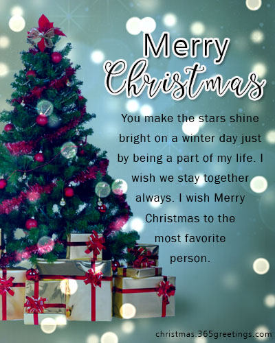 Christmas Wishes for Loved Ones - Christmas Celebration - All about  Christmas
