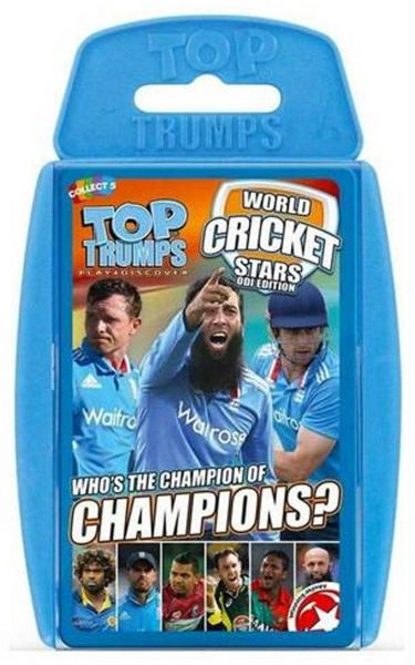Cricket Top Trumps: