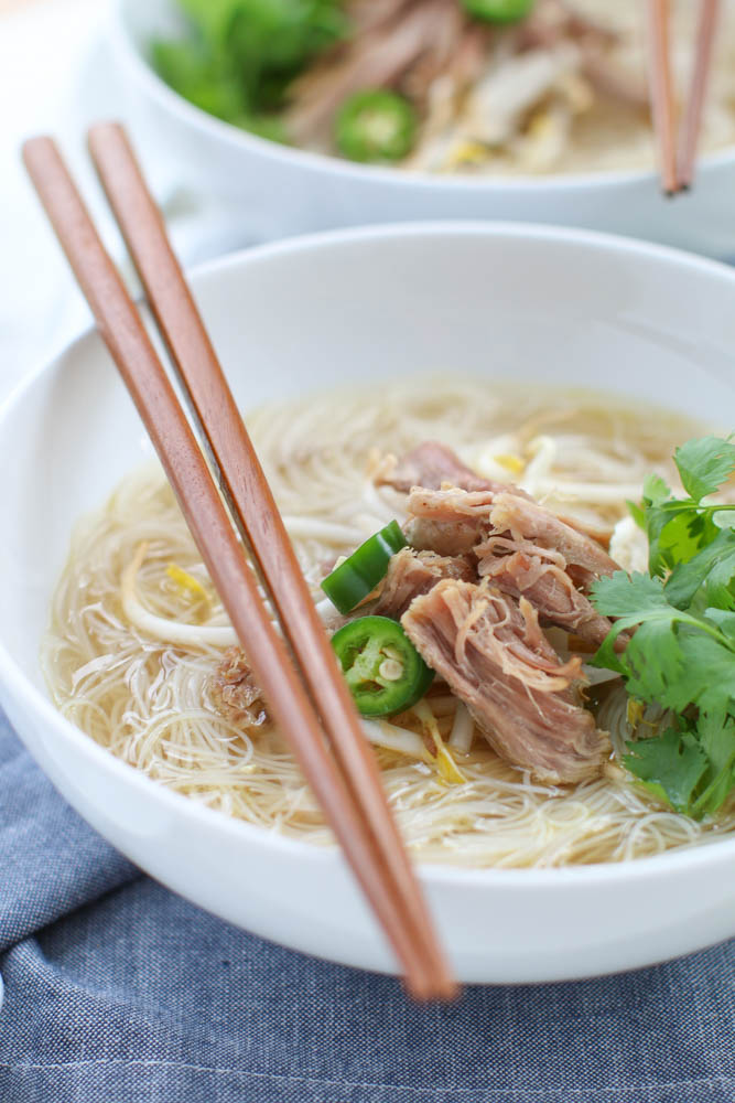 Noodles Recipe Ideas for Chinese Christmas Feast