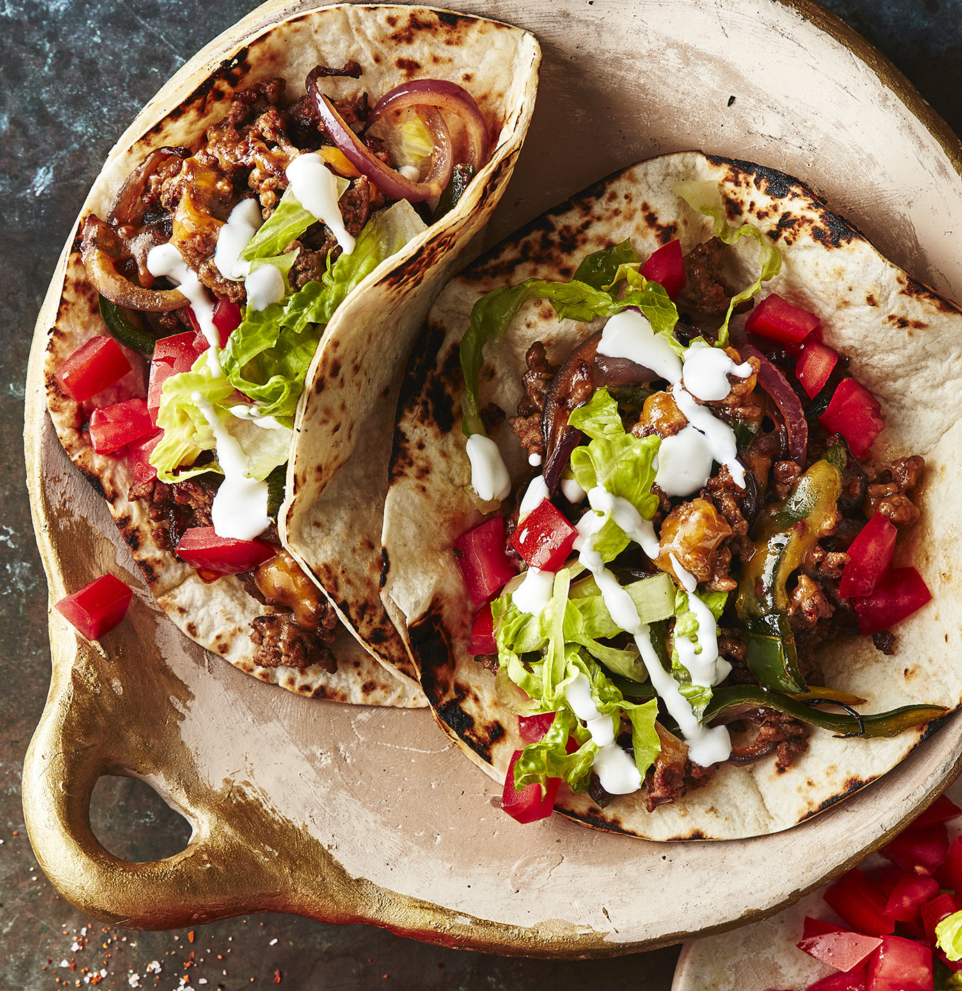 Tacos to cook in Christmas