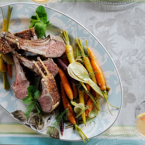 barbecue recipes ideas for smoky Christmas dinner table