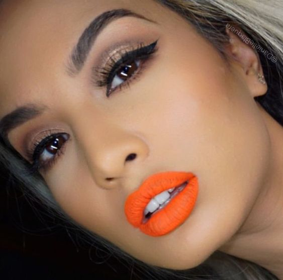Lip Makeup Ideas for Christmas 2019