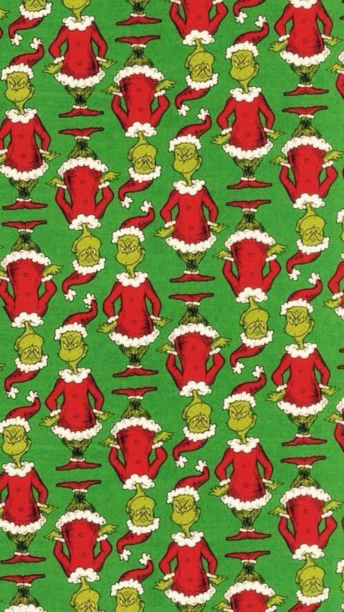 Grinch Christmas Wallpaper