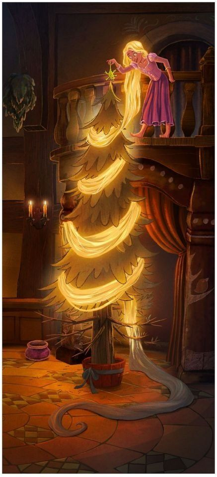 Christmas Wallpaper Ideas Inspired By Disney