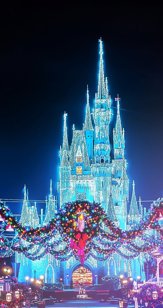Walt Disney Christmas Wallpaper.Best Christmas Wallpaper Ideas Inspired By Disney
