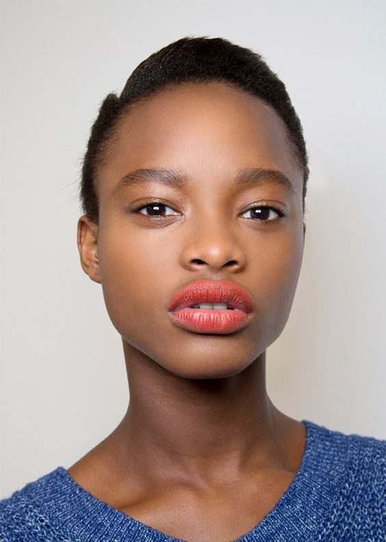 LIP MAKEUP IDEAS FOR DARK SKIN FOR CHRISTMAS 2019