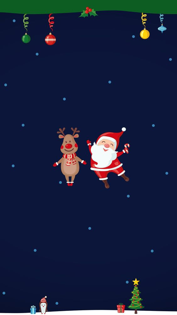 Cute Christmas Wallpapers