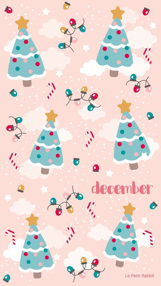 Cute Christmas Wallpapers in 2019