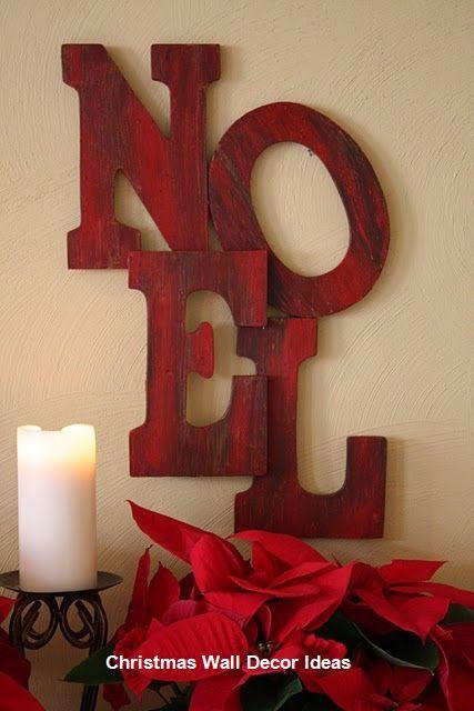 Christmas Wall Decoration