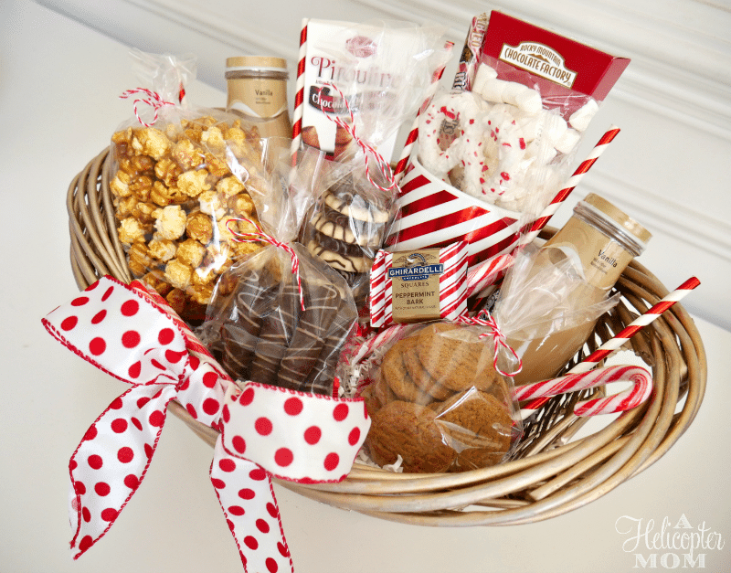 Christmas Gift Basket for women